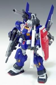 ウェーブ フルアーマーガンダム【BLUE ARMOR Ver (3)
