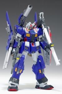 ウェーブ フルアーマーガンダム【BLUE ARMOR Ver (1)