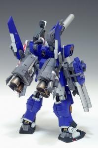 ウェーブ フルアーマーガンダム【BLUE ARMOR Ver (2)