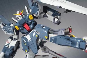 ROBOT魂 フルアーマーガンダムMk-IIrt