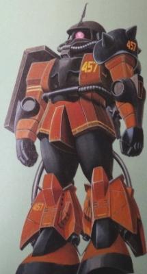 MS-06R-2 ギャビー・ハザード専用ザクII1