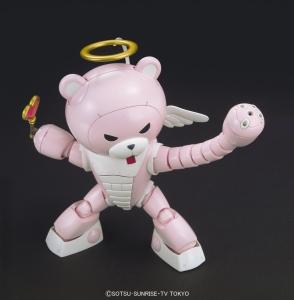 HGBF ベアッガイP(プリティ)03