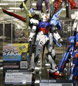 ガンプラEXPO ワールドツアージャパン MG パーフェクトストライクガンダム スペシャルコーティングVer.02