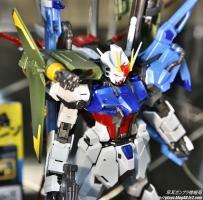 ガンプラEXPO ワールドツアージャパン MG パーフェクトストライクガンダム スペシャルコーティングVer.04