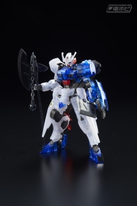 HG ガンダムアスタロト アックス&チョッパー装備クリアカラー Ver.1