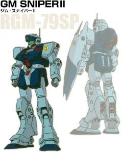 RGM-79SP ジム・スナイパーII