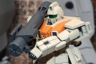 全日本模型ホビーショー2016 HGUC 陸戦型ジムt1