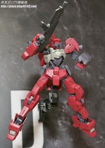 全日本模型ホビーショー2016 HG 獅電改シノ機(流星号)04