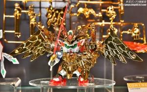 全日本模型ホビーショー BB戦士 LEGENDBB 武者飛駆鳥 超鋼Ver.02