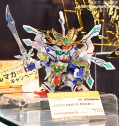 全日本模型ホビーショー BB戦士 LEGENDBB 武者號斗丸(最終決戦Ver.)02