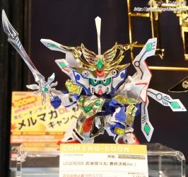 全日本模型ホビーショー BB戦士 LEGENDBB 武者號斗丸(最終決戦Ver.)01