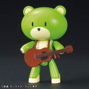HGPG プチッガイ サーフグリーン&ギター01