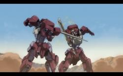 「機動戦士ガンダム 鉄血のオルフェンズ」第26話「新しい血」03