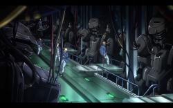 「機動戦士ガンダム 鉄血のオルフェンズ」第26話「新しい血」06