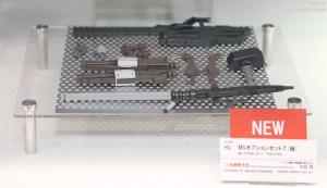 全日本模型ホビーショー2016 「HG MSオプションセット7&モビルワーカー」、「HG MSオプションセット6 新モビルワーカー」、「HG MSオプションセット5&鉄華団モビルワーカー」09