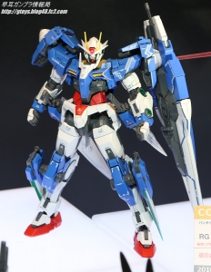 全日本模型ホビーショー2016 RG ダブルオーガンダム セブンソード02