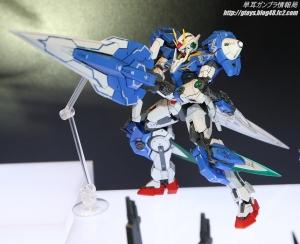 全日本模型ホビーショー2016 RG ダブルオーガンダム セブンソード09