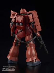 HG 1MS-05S シャア専用ザクⅠ2