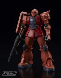 HG MS-05S シャア専用ザクⅠ1