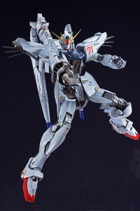METAL BUILD ガンダムF91 3