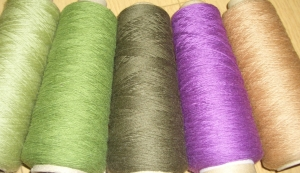 毛糸の一部