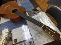 古仁所さんのギター