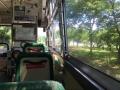 バスから見える八郷の景色