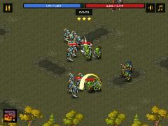 モンスター攻防シミュレーションゲーム「Royal Heroes」