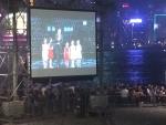 金像奨巨大スクリーン