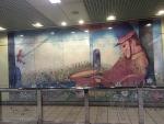 「地下鉄」@台北南港駅3