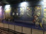 「地下鉄」@台北南港駅1