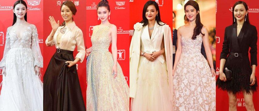 女明星@上海国際映画祭