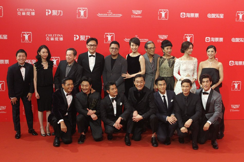 「寒戦2」@上海国際映画祭
