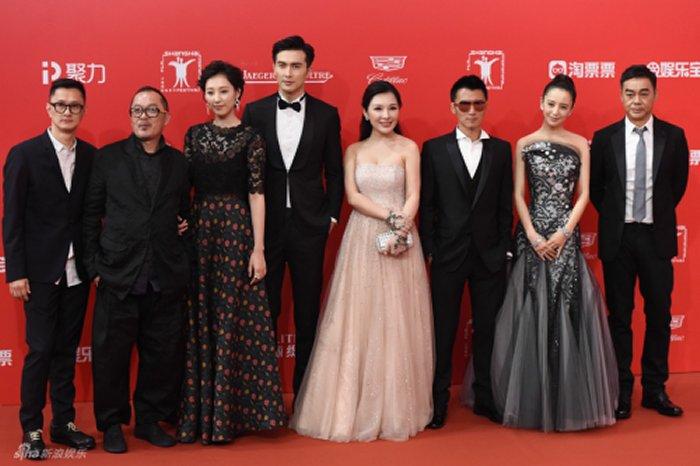 「惊天破」@上海国際映画祭