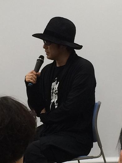 永瀬正敏@「KANO」トークショー1