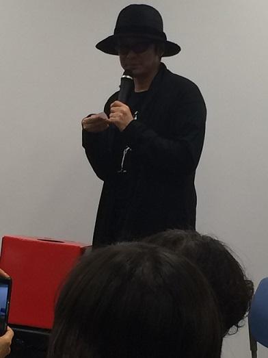 永瀬正敏@「KANO」トークショー2