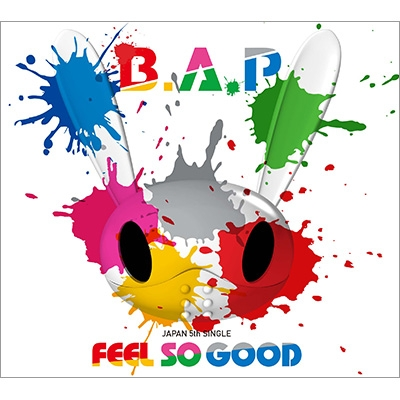 B.A.P「FEEL SO GOOD」【Type-A】 (CD+DVD)