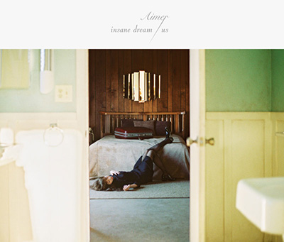 Aimer「insane dream + us」(初回生産限定盤)(DVD付)