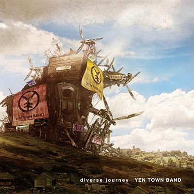 YEN TOWN BAND「diverse journey」(通常盤)