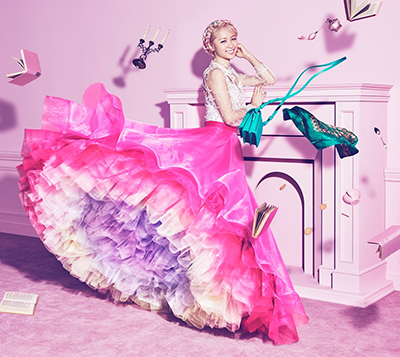 Dream Ami「トライ・エヴリシング」