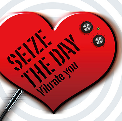 SEIZE THE DAY「Vibrate you」(初回生産限定盤)(DVD付)