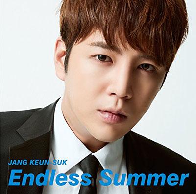 チャン・グンソク 「Endless Summer_Going Crazy」(初回限定盤B)(32Pブックレット付)