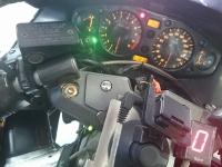 ETC GSX1300R ツーリング 神奈川県