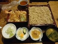 チェイサー 夕餉 麺 蕎麦