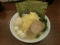 チェイサー 麺 外食 弐七家 家系