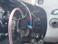 GSX1300R 整備 交換
