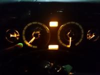 GSX1300R カスタム 電飾 メーター