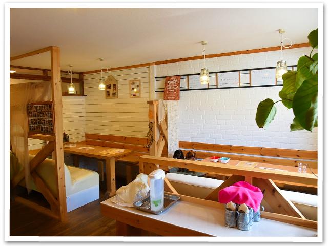 カフェでランチ☆狭山