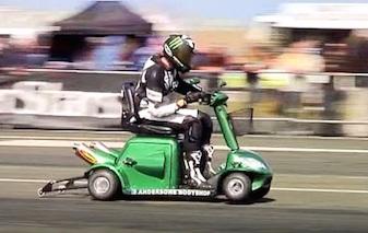 最速シニアカー