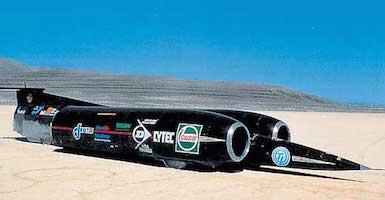 最速自動車